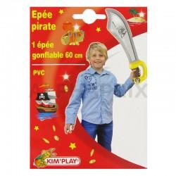 Epées pirates gonflable 60 cm en stock