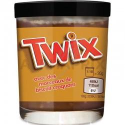 Pâtes à tartiner Twix 200g