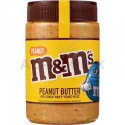 Pâte à tartiner m&m's peanut butter 320g