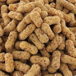 Cacahuètes nues feuilletées kg Kubli en stock
