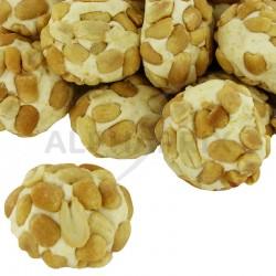 Boules nougat vanille aux arachides kg en stock