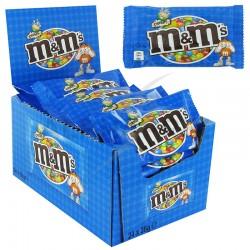 M&Ms crispy bleu 36g