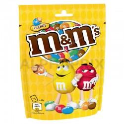 M&Ms jaune peanut maxi sachet 200g