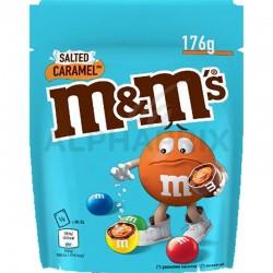 M&M's Caramel Salé sachet 176g
