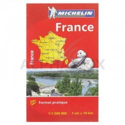 Mini carte de France en stock