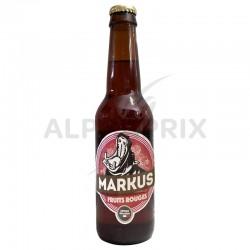 Markus Fruits Rouges vp 33cl - 5°8 alcool en stock