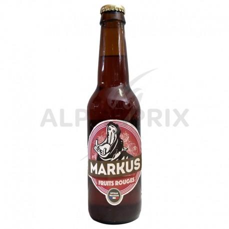 Markus Fruits Rouges vp 33cl - 5°8 alcool