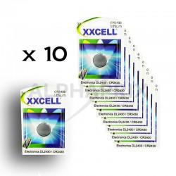 Pile lithium XXCell cr2430 blister de 1 en stock