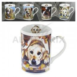 Mugs chien en stock