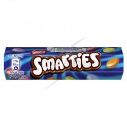 Smarties tube 38g - nouvelle boîte de 24