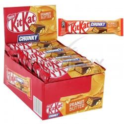 Kit kat chunky peanut butter 42g