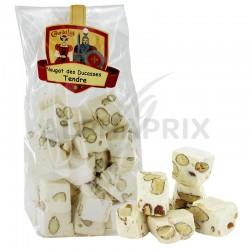 ~Nougat tendre aux amandes et vanille 150g en stock