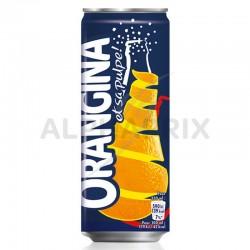 Orangina slim can 33 cl