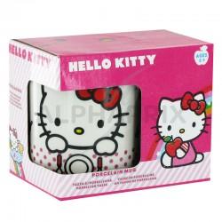 Mug Hello Kitty fuchsia en stock