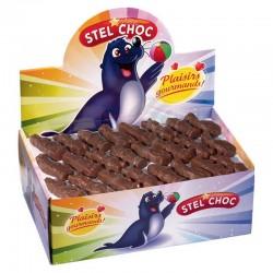 ~Guimauves 160 figures chocolat lait en stock