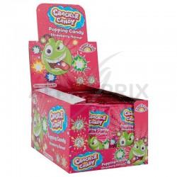 Crackle Candy fraise 8g en stock