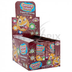 Crackle Candy cola 8g en stock