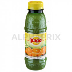 Pago orange 100% jus abc Pet 33cl