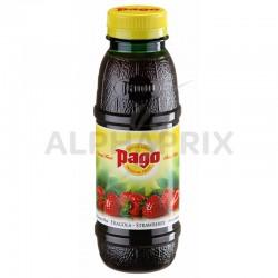 Pago fraise Pet 33cl