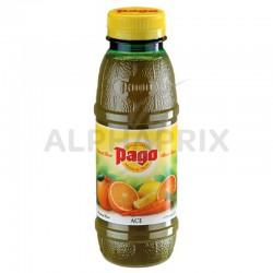 Pago ace (orange/carotte/citron) Pet 33cl en stock