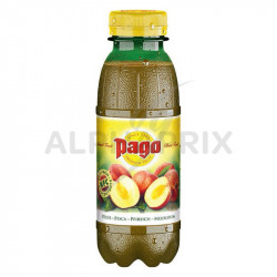 Pago pêche nectar Pet 33cl