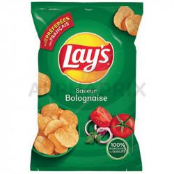 Chips bolognaise lay's 45g