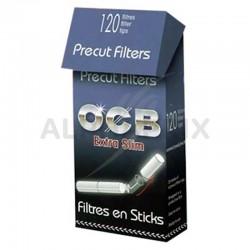 Filtres extra slim 5.5mm étuis de 120 en stock