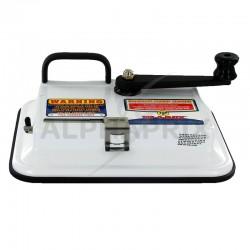 Machine à tubes de table top-o-matic en stock