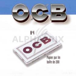 OCB n°4 - 200 cahiers x 100 en stock