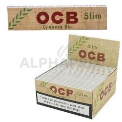 Ocb slim chanvre bio par 50 cahiers de 32 feuilles en stock
