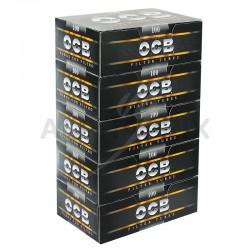 Tubes ocb par 5 boîtes de 100 en stock