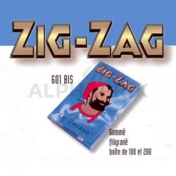 Zig-zag 601 bis bleu 200 cahiers x 100 en stock