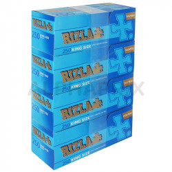 Tubes rizla+ boîtes de 250 en stock