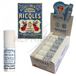 Ricqles Spray Extra Fort Sans Alcool s/sucre unité de 15 ml en stock