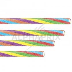 Maxi cables acides tornado 6 couleurs Fini