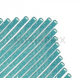 Maxi cables acides sucre framboise Fini en stock