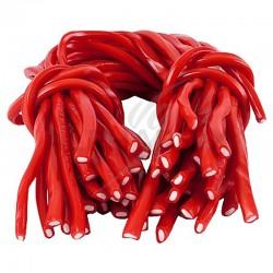 Maxi cables lisses fraise Fini en stock