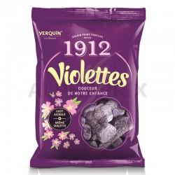 Verquin violettes 150g