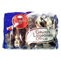 Gaufre Liégeoise Choco 300g en stock