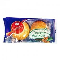 Tartelettes aux Amandes 300g en stock