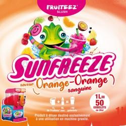 Master sun freeze orange orange sanguine1L ultraconcentré pour Granité / Granita en stock