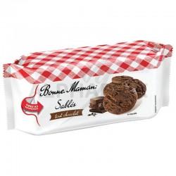 Sablés tout chocolat 150g Bonne Maman