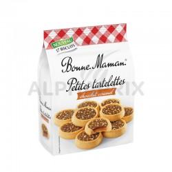 Petites Tartelettes Caramel Chocolat Bonne Maman 250g en stock