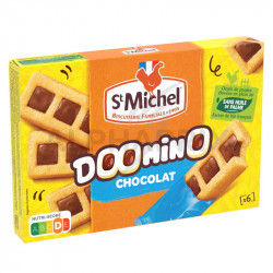 Doomino Chocolat 180g St Michel en stock