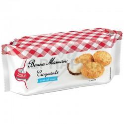 Croquants noix de coco barquette 150g Bonne Maman en stock