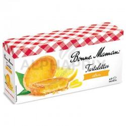 Tartelettes citron 125g Bonne Maman