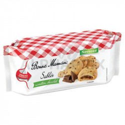 Sablés fourrés Noisette Chocolat 150g Bonne Maman