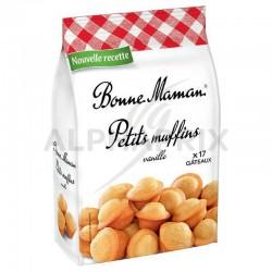 Petits Muffins Natures Vanille Bonne Maman 235g en stock