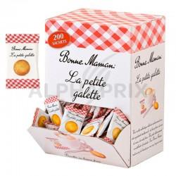 Petites galettes beurre bonne maman boîte de 200
