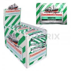 Fisherman's friend vert - menthe s/sucres